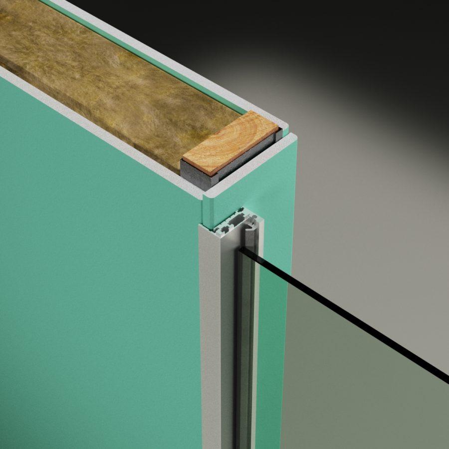 glassbox алюминиевая коробка
