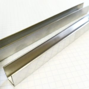 SM-1511 профиль для стекла 8 мм (2.0м)