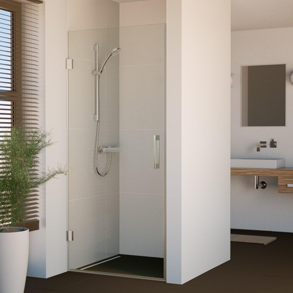 дверь в душ