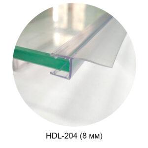 HDL-204 уплотнитель 8 мм
