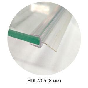 HDL-205 уплотнитель 8 мм