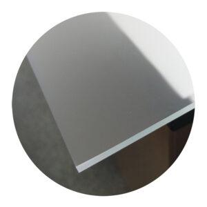 Стекло 4 мм плоское (матовое)